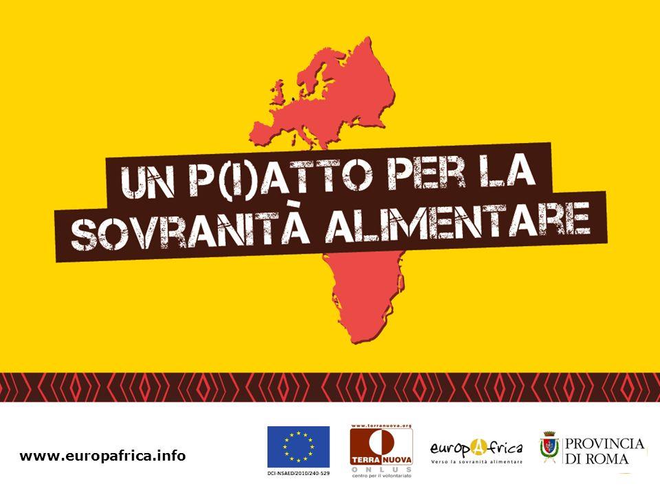La Sovranità Alimentare La Sovranità Alimentare è il diritto delle popolazioni ad un cibo sano e culturalmente appropriato, prodotto attraverso metodi ecologici e sostenibili.