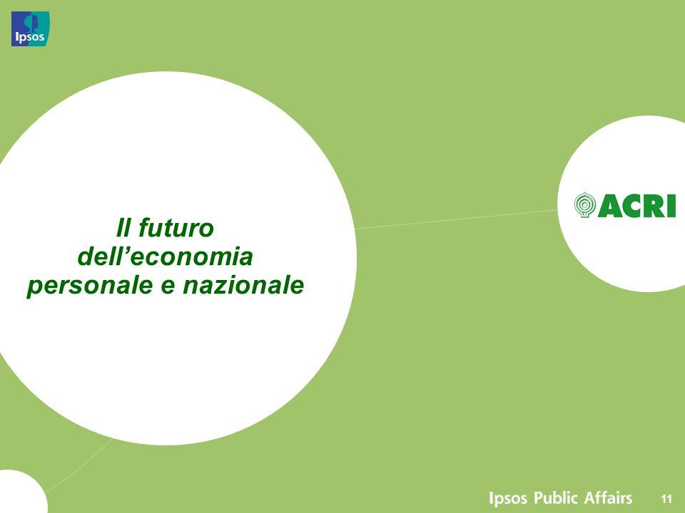 Il futuro delleconomia personale e nazionale 11