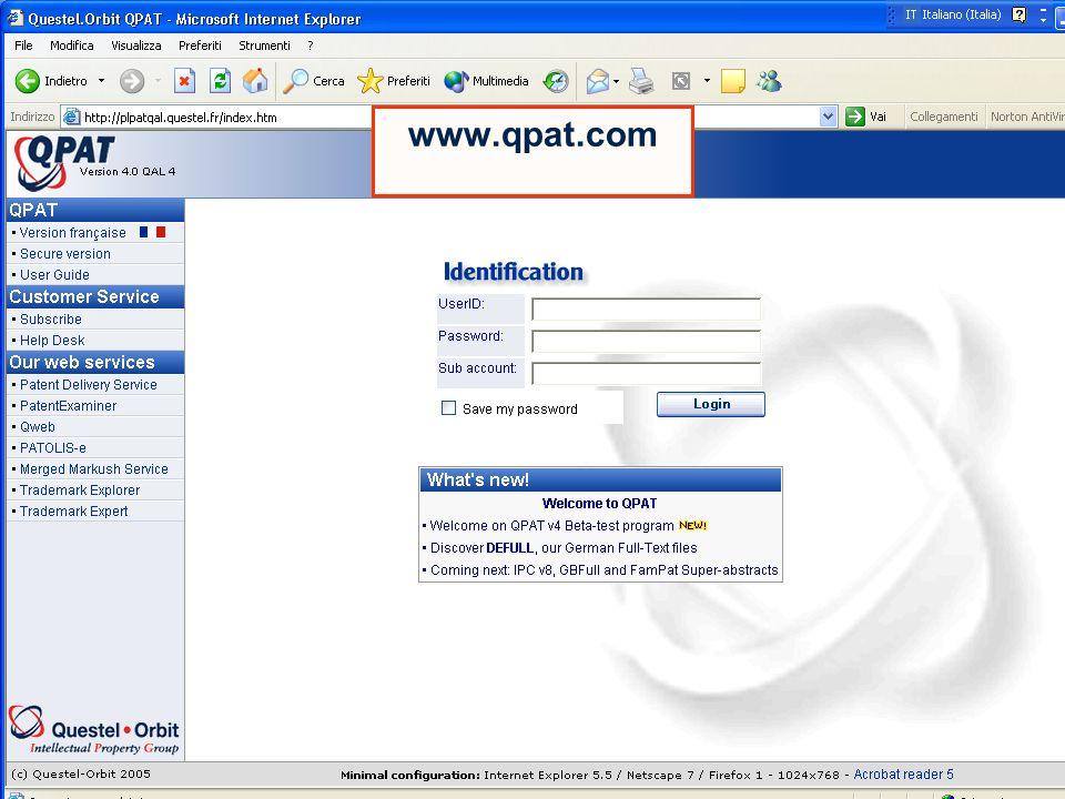 31 www.qpat.com