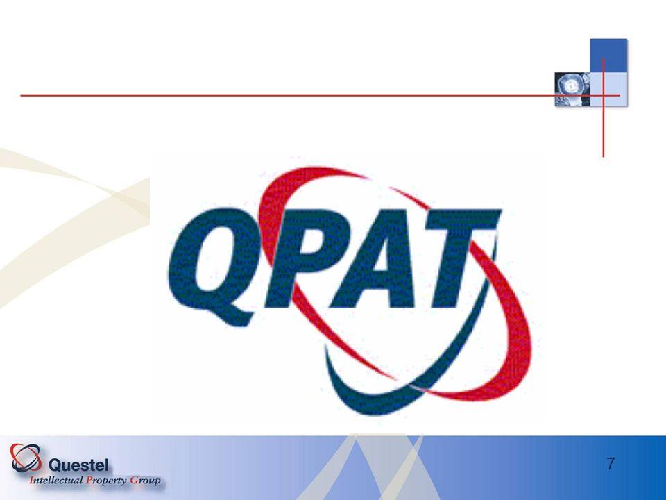 8 QPAT INTERFACCE INTEGRATE Ricerca Interfacce multiple intuitive e linguaggio a comandi Analisi e visualizzazione Analisi statistica Visualizzazione famiglie, stato legale e citazioni Ordine e distribuzione di documenti pdf Collezione di documenti brevettuali Monitoraggio della concorrenza Servizio di allerte