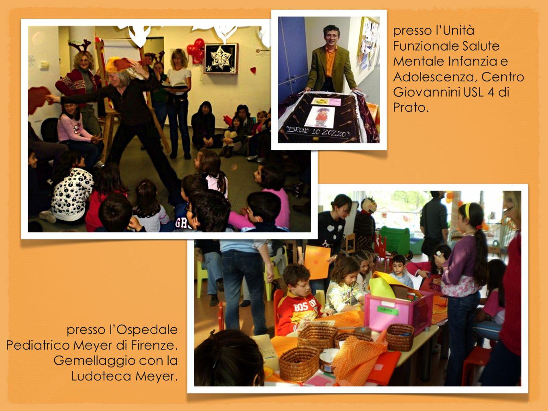 In collaborazione con le scuole primarie e secondarie della provincia di Prato