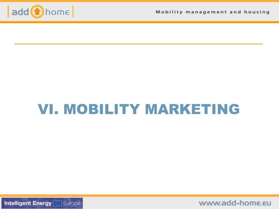 INDICE Perchè il mobility marketing.A chi è principalmente rivolto.