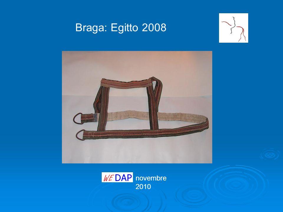 novembre 2010 Braga: Egitto 2008