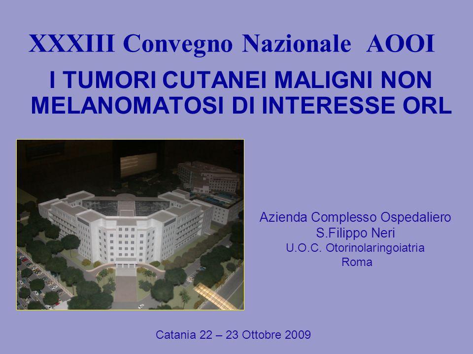 A.C.O.San Filippo Neri Dip. Neuroscienze e Organi di Senso U.O.C.