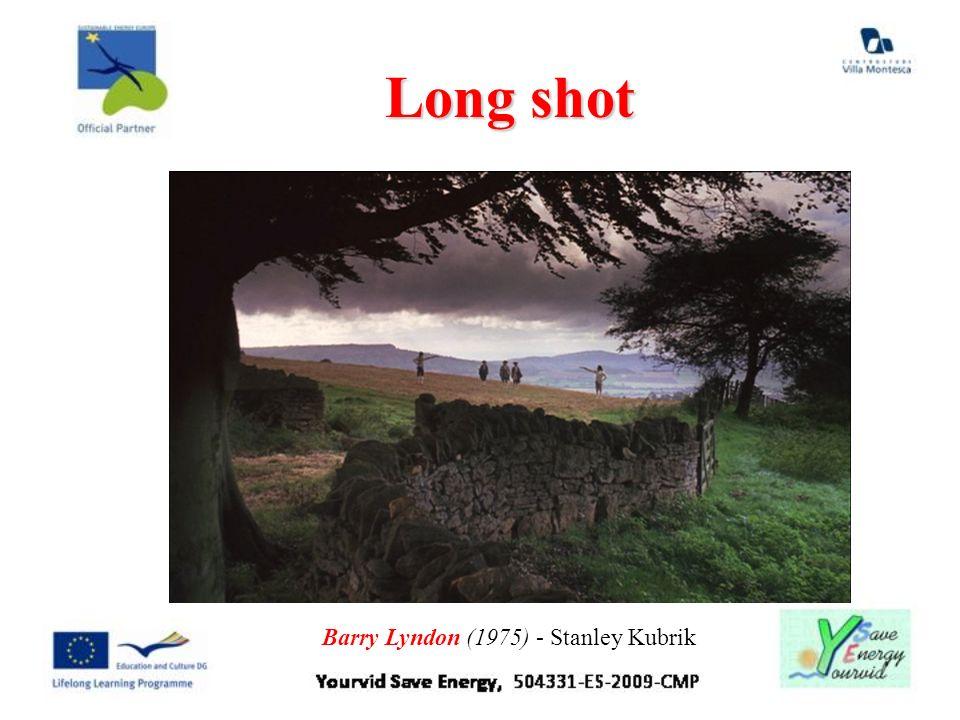 Long shot Barry Lyndon (1975) - Stanley Kubrik