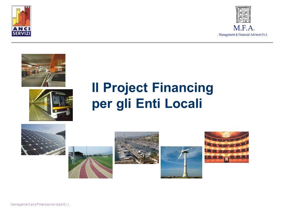 12 Costi per le amministrazioni locali Le Pubbliche Amministrazioni hanno una limitata disponibilità di risorse a disposizione per finanziare studi e interventi sul territorio.