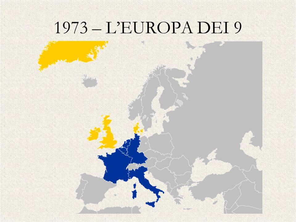 1973 – LEUROPA DEI 9