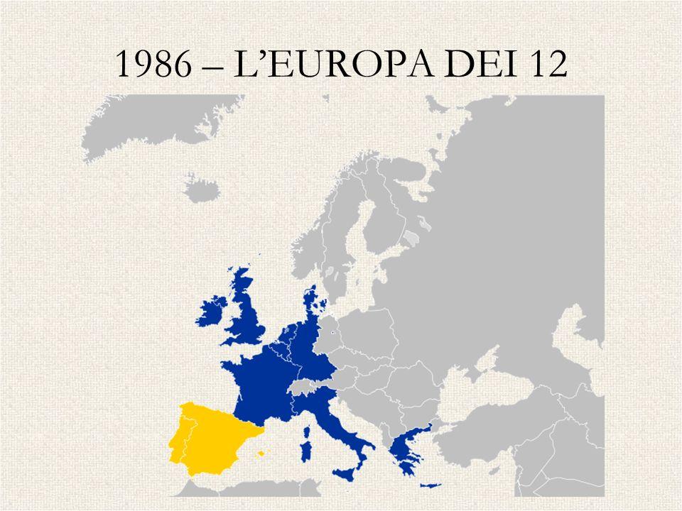 1986 – LEUROPA DEI 12