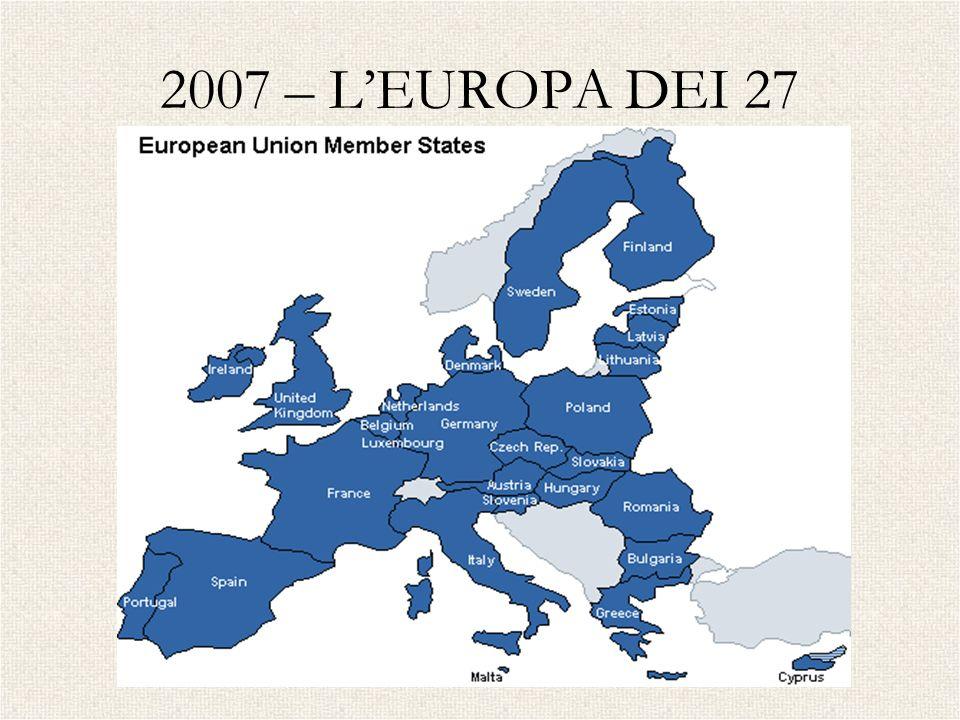 2007 – LEUROPA DEI 27