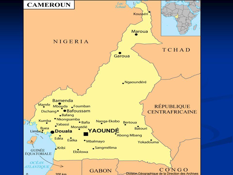 Yaoundé Yaoundé: Capitale Politica del Camerun; con una popolazione stimata di 1.676.588 abitanti (2008), la seconda città più importante del paese dopo Duala sotto il profilo demografico ed economico.