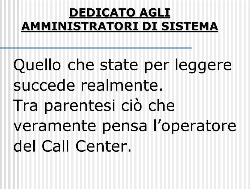 Okey, mi chiamo Dionisio Rossi Utente: