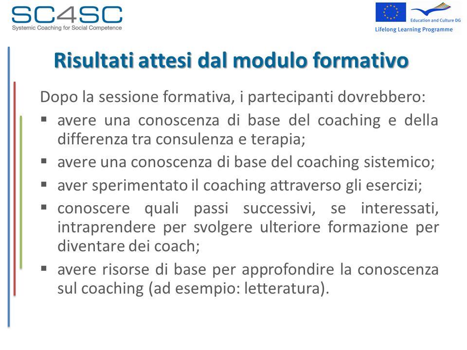 PRESENTAZIONE E PREPARAZIONE TEMISCOPOCONTRATTAZIONE PROCESSO DI COACHING ARRIVO Fasi di un processo di coaching