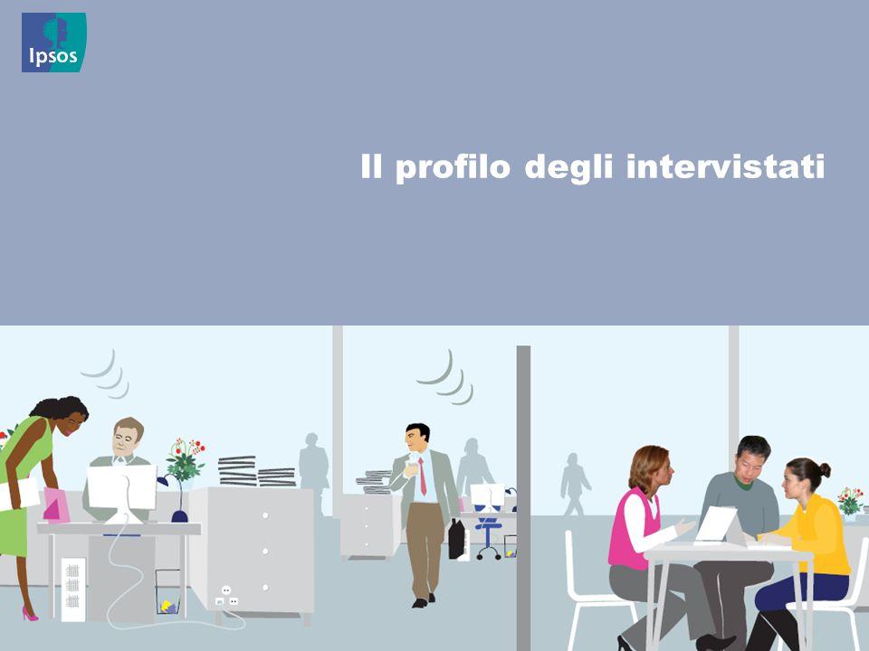 4 © 2011 Ipsos Il campione POPOLAZIONE AREA GEOGRAFICA SESSOETÀ AMPIEZZA CENTRO BASE: Totale intervistati (700) Target POPOLAZIONE MEDIA: 42 anni