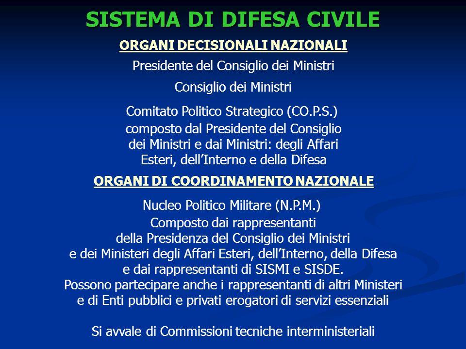 Il Decreto Legislativo 30.7.1999 n° 300 – art.