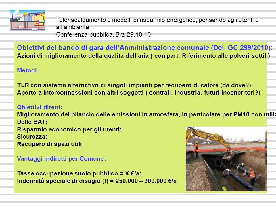 Pagina34 Esempio eclatante: IMPATTO DELLE CENTRALI COGENERATIVE ASM A BRESCIA Grazie al TLR: meno uso di metano, più uso di rifuti e carbone, risultato: Cala linquinamento da traffico e cresce quello dovuto a riscaldamento degli ambienti.