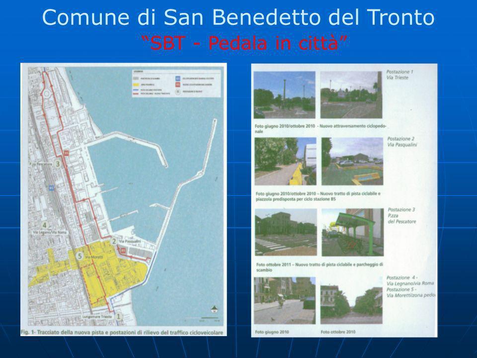 Comune di San Benedetto del Tronto SBT - Pedala in città