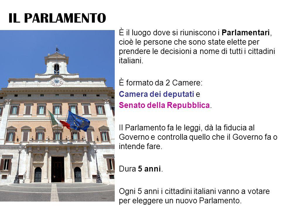 SENATO DELLA REPUBBLICA Si trova a Roma a Palazzo Madama.