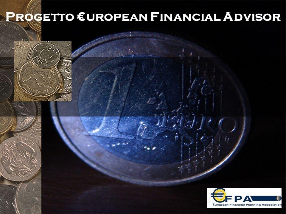 Progetto uropean Financial Advisor