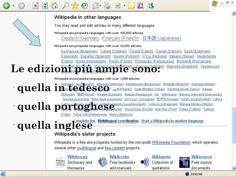 Wikipedia: la costruzione collettiva del sapere. Wikipedia si caratterizza per la sua struttura orizzontale fondata su contributi traversali messi in