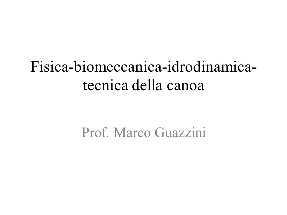 02/11/2013 Prof.M.Guazzini-Fisica-biomeccanica- idrodinamica-tecnica 42 Frequenza dei colpi-1 E inversamente proporzionale allampiezza del gesto e (negli atleti meno esperti) alla forza applicata.