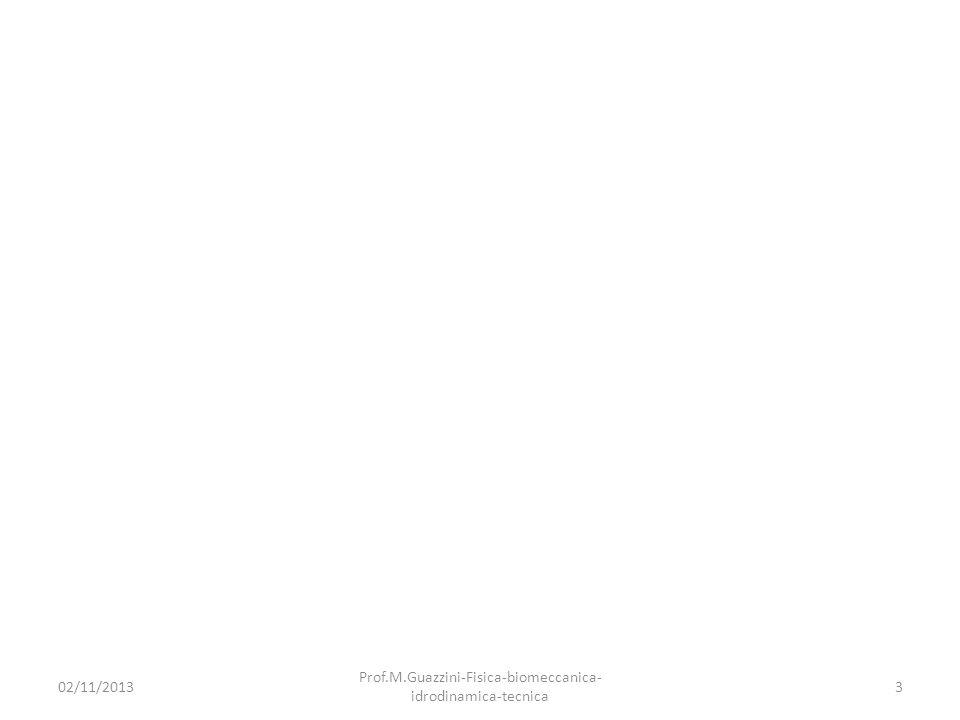 02/11/2013 Prof.M.Guazzini-Fisica-biomeccanica- idrodinamica-tecnica 14 Documento francese 1987-Rapporto forza colpo/velocità canoa (da: Beaudou e coll., 1987)