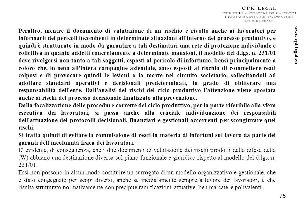 74 l) la necessaria vigilanza sull'adempimento degli obblighi, delle procedure e delle istruzioni di lavoro in sicurezza; 2) le periodiche verifiche d