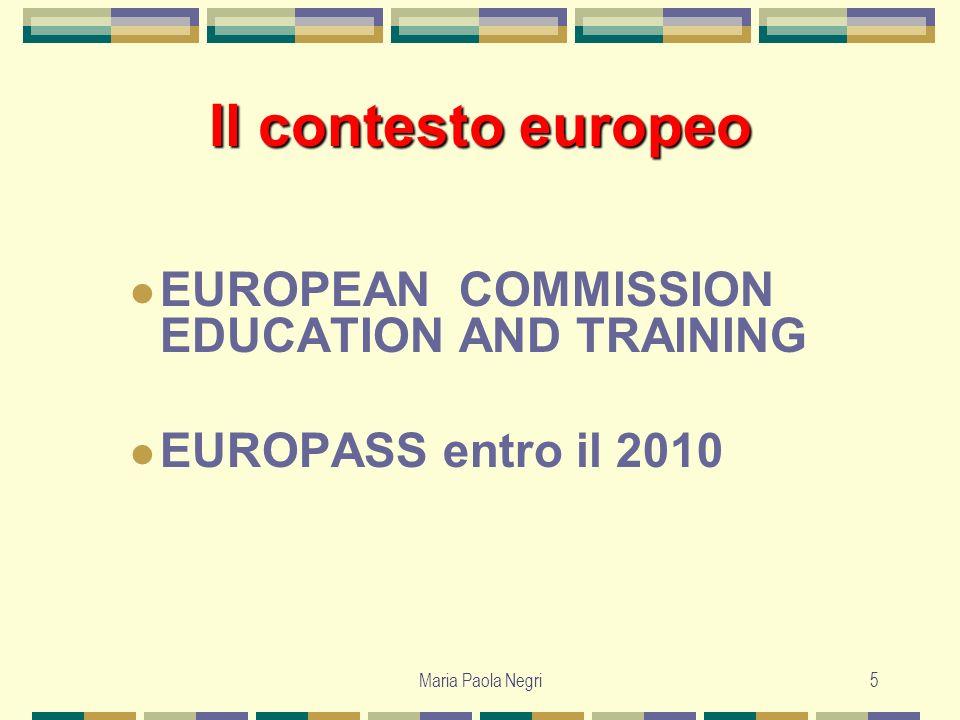 Maria Paola Negri6 BENCHMARK LISBONA 2010 ALMENO IL 12,5% DELLA POPOLAZIONE IN ETÀ LAVORATIVA (25-64 ANNI) PARTECIPANTE AD ATTIVITÀ di FORMAZIONE Percentuale attuale in ITALIA 4,7
