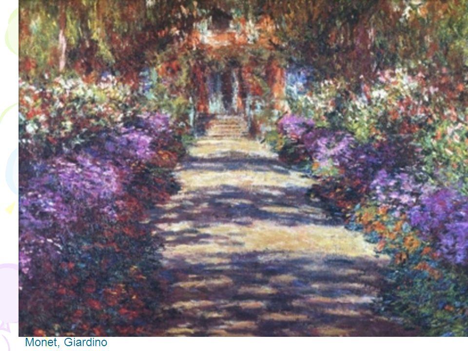 Monet, Giardino