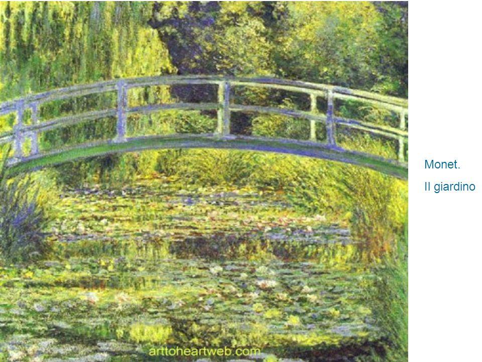 Monet. Il giardino