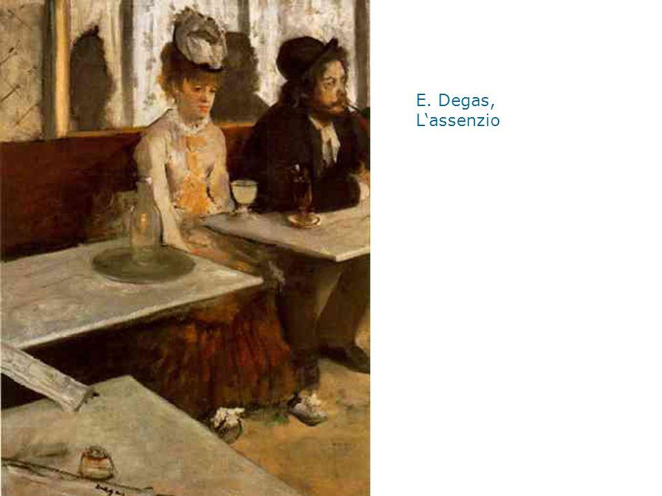 E. Degas, Lassenzio
