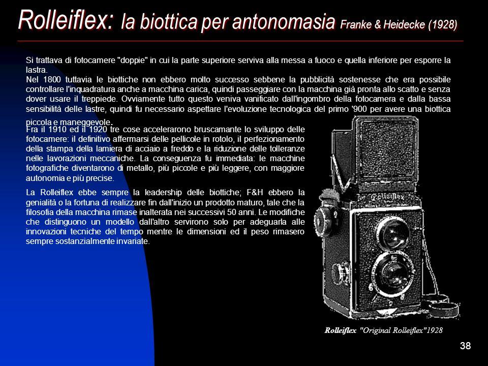 37 Le fotocamere russe (1932 – 1985) Fed 120 - FED, Felix Edmundovitch Djerzinski's (1940 c.a.) Zorki (I) – KMZ, Krasnogorsk Mekanicheski Zavod (1948)