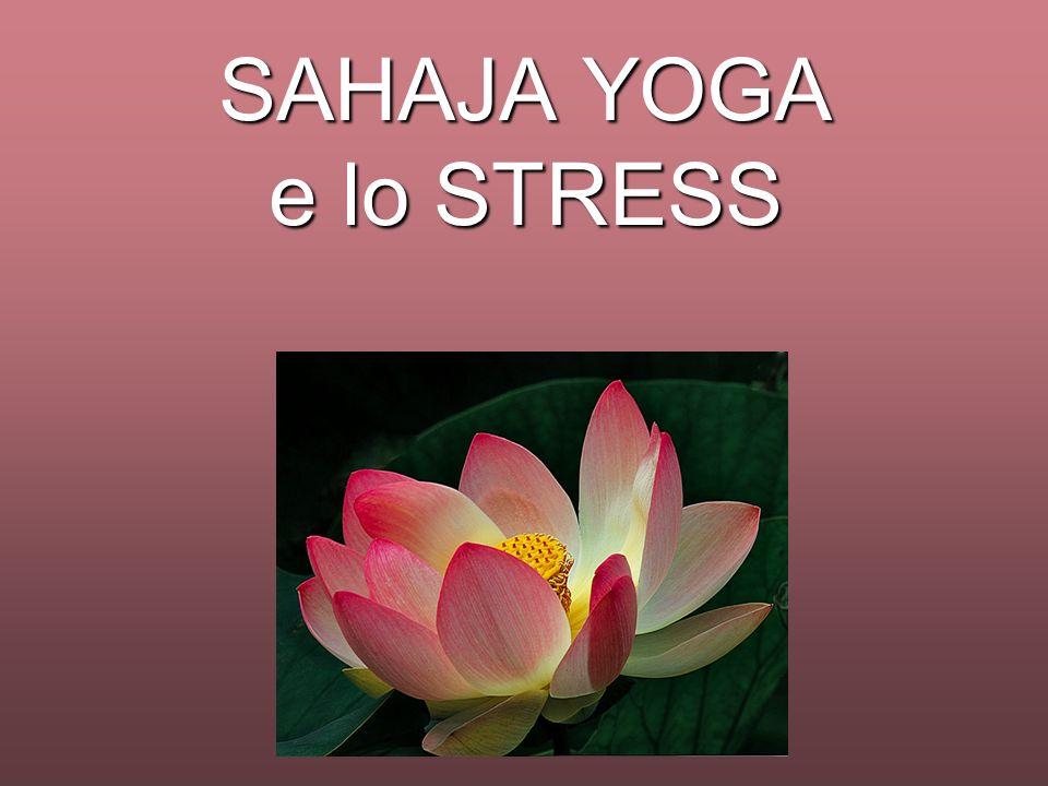 COSE LO STRESS ?.E una sindrome da adattamento astressor o a sollecitazioni.