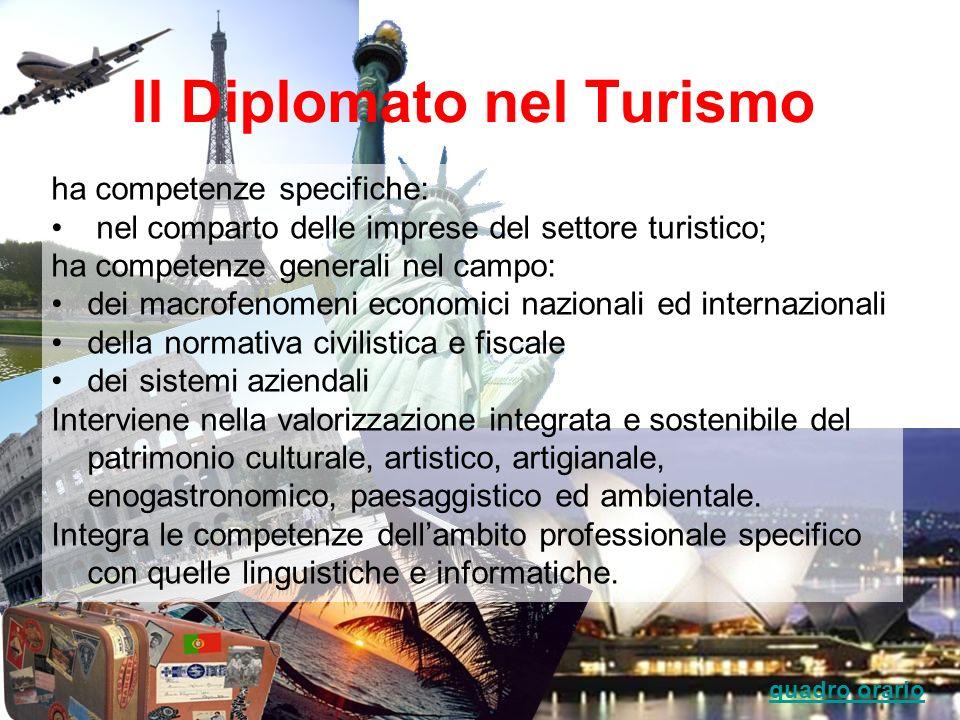 Il Diplomato in Amministrazione, Finanza e Marketing ha competenze generali nel campo dei macrofenomeni economici nazionali ed internazionali, della n