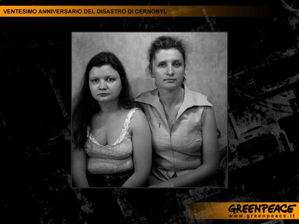 Nauomovka, Russia Lubov Kabusheva, 46 anni, e Lidia Trophimova, 50 anni, Naumovka, Russia.