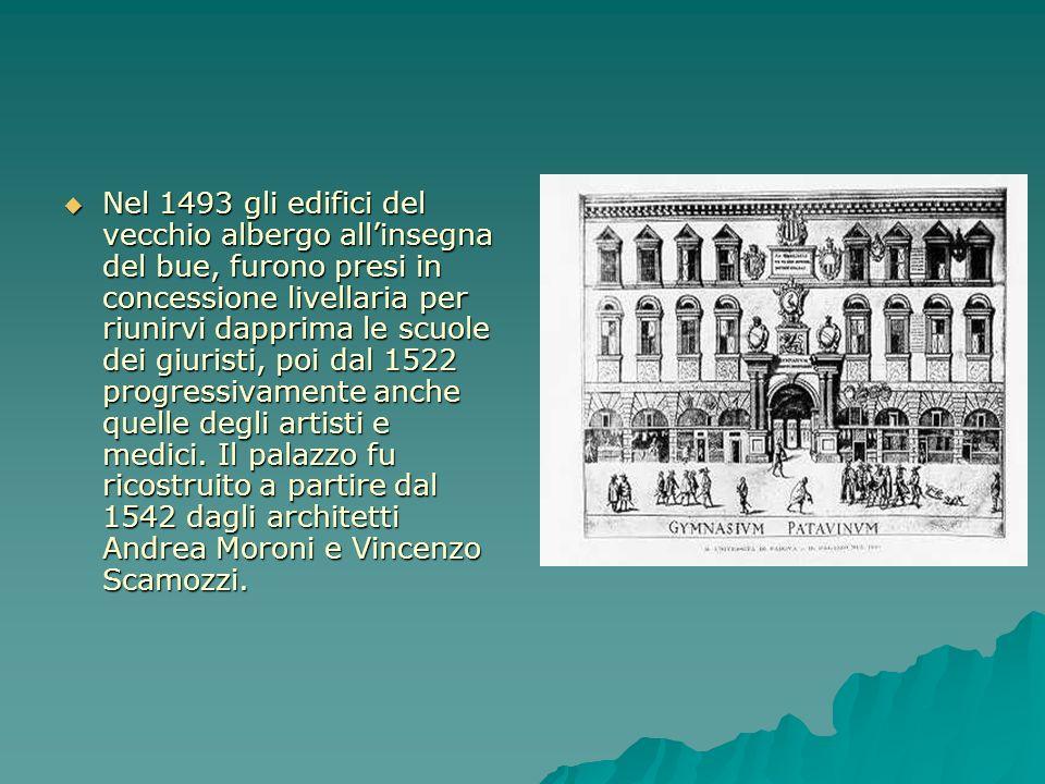 Ettore Ausonio Laureato a Padova nel 1543, alla morte di Delfino nel 1547 fu incaricato di leggere Astrologia e matematica ma per motivi sconosciuti fu sostituito con Pietro Catena.