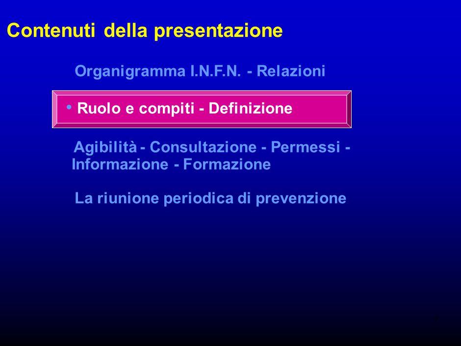 7 Organigramma I.N.F.N.