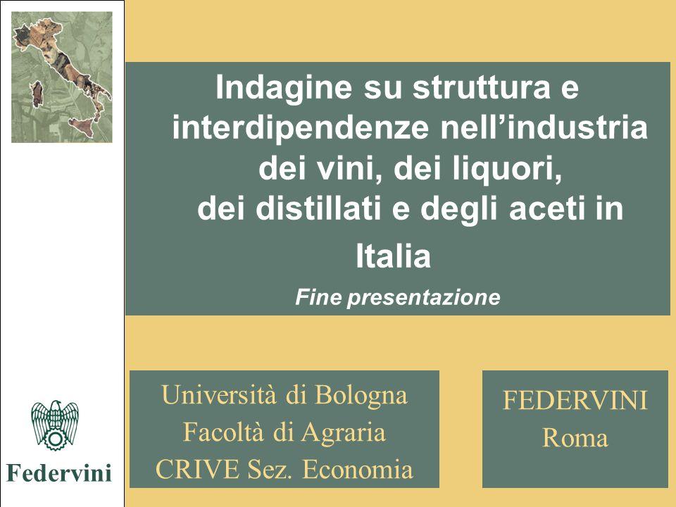 Hanno realizzato la ricerca: Prof. Maurizio Sorbini Dr. Marcello Agosta Dr. Enrica Gentile Dipartimento di Economia e Ingegneria Agrarie Università de