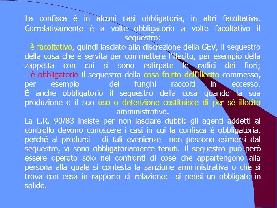 GEV Ruolo - Pubblico ufficiali (Agenti di Polizia Amministrativa) «Art.
