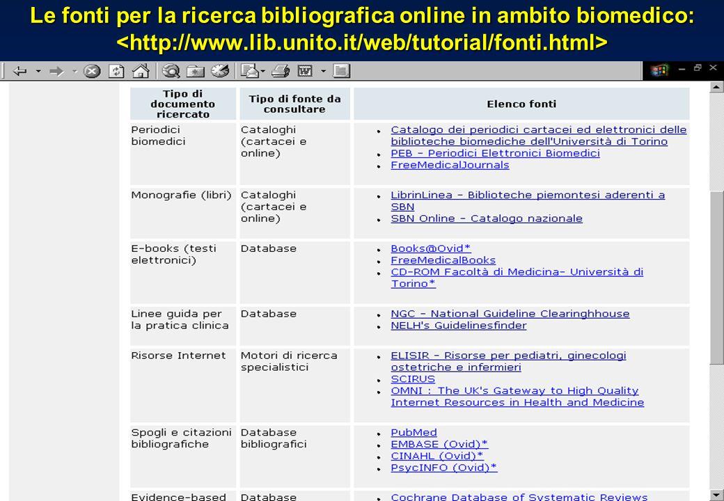 RISORSE INTERNET SELEZIONATE ELISIR :Electronic Library of International Selected Internet Resources (Catalogo italiano di risorse Internet biomediche, creato da bibliotecari, con copertura anche dei siti infermieristici (70 c.a.), selezionati dalla biblioteca del Rosmini).
