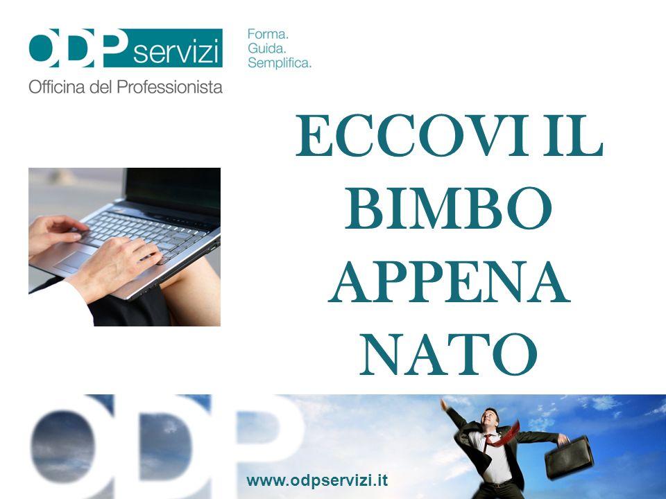 www.odpservizi.it ECCOVI IL BIMBO APPENA NATO