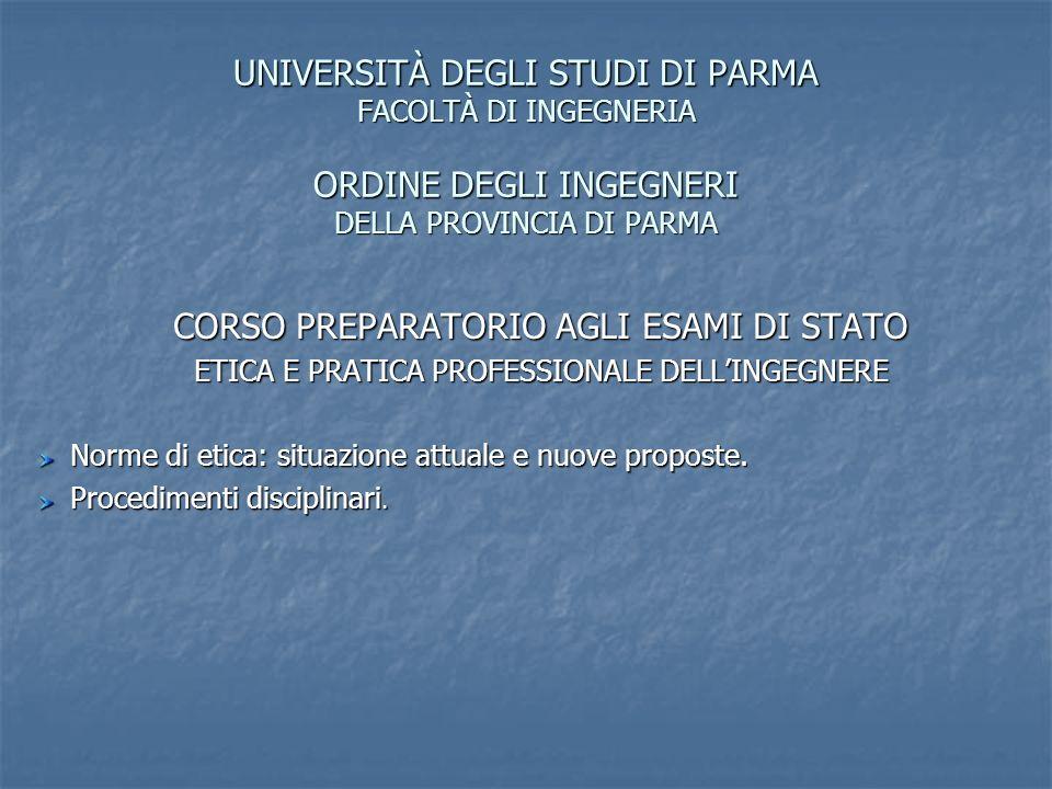 I PARTE Norme di etica: Introduzione.