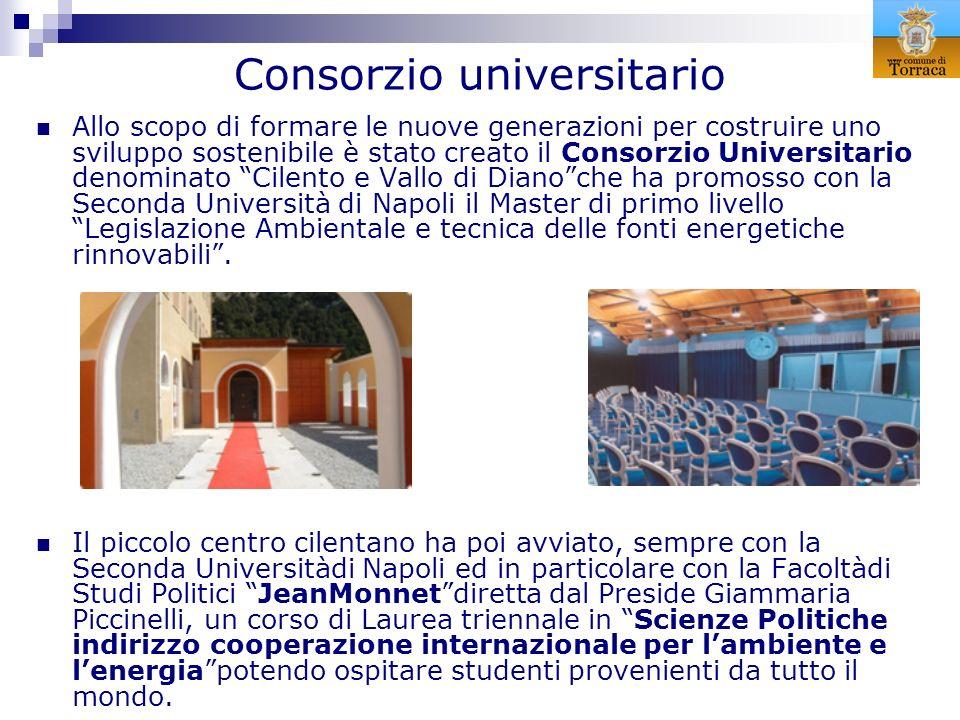 Consorzio universitario Allo scopo di formare le nuove generazioni per costruire uno sviluppo sostenibile è stato creato il Consorzio Universitario de