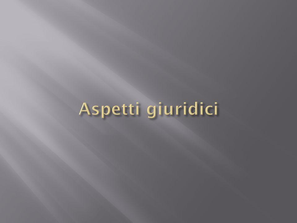 Quadro normativo generale: Costituzione italiana, art.