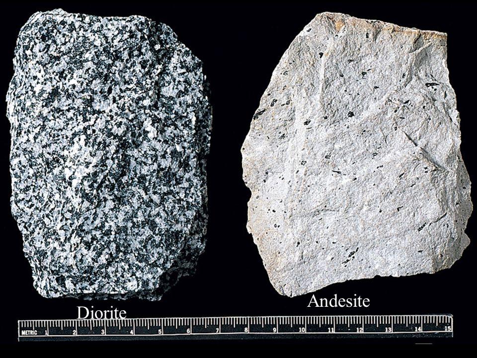 Diorite Andesite