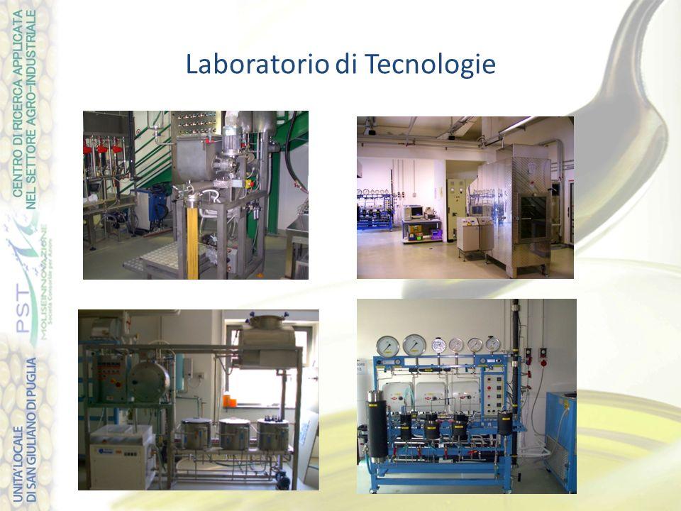 Laboratorio di Tecnologie