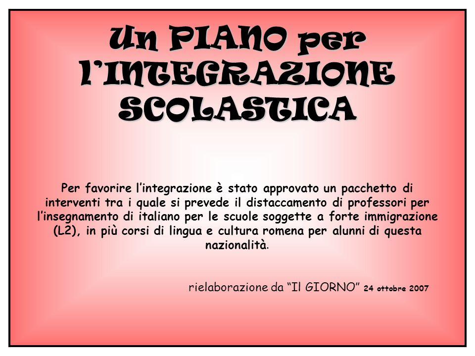 La discutibile chiarezza dellarticolo Scuola.Corsi di cultura e più italiano.
