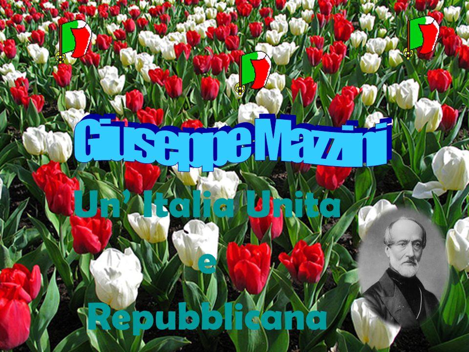 Un Italia Unita e Repubblicana