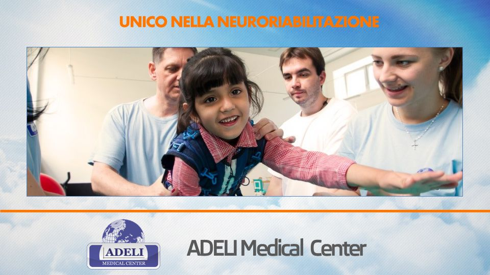 ADELI Medical Center UNICO NELLA NEURORIABILITAZIONE