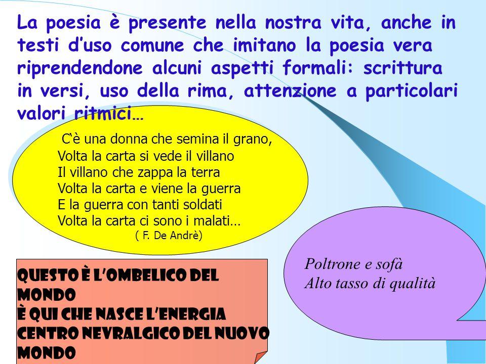 La canzone E ' la pi ù antica forma metrica della lirica ed è stata considerata da Dante la pi ù adatta a trasmettere contenuti elevati di tipo morale, politico, amoroso e anche religioso.