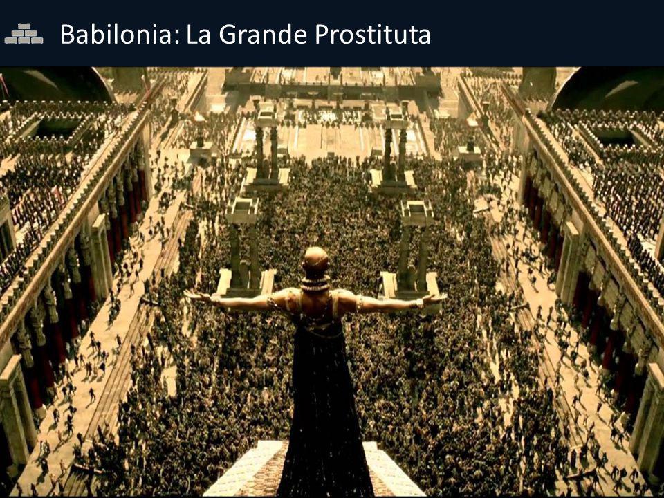 Babilonia: La Grande Prostituta